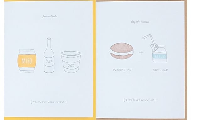 9 Perfect Valentines Day Gifts For the Foodie Honest Cooking – Food Valentines Cards