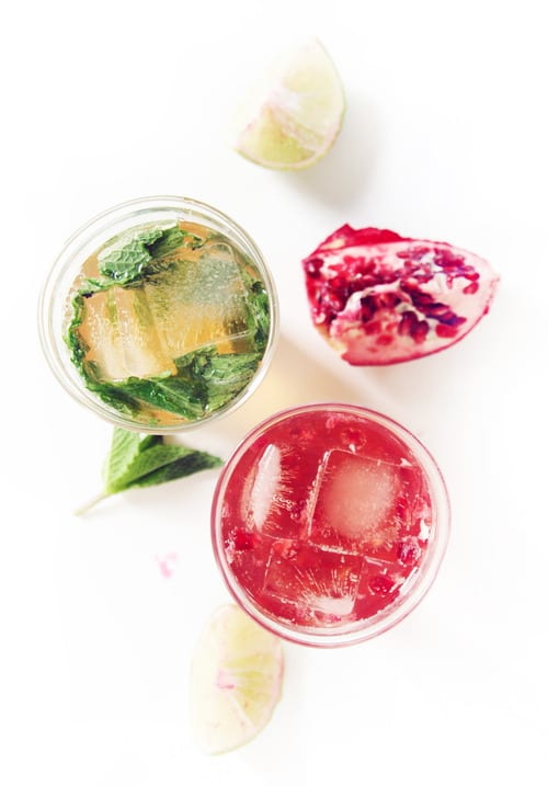 Kombucha Cocktail Recipes