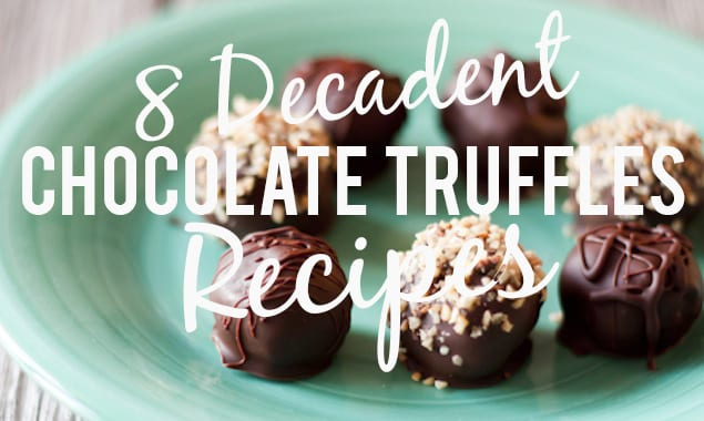 Best Chocolate Truffles Recipes