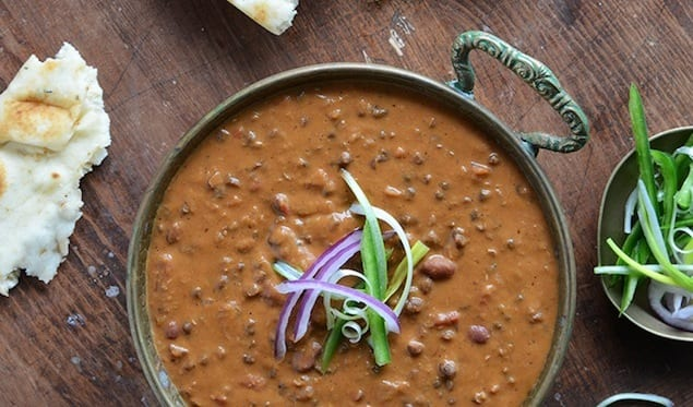 indian butter lentils recipe