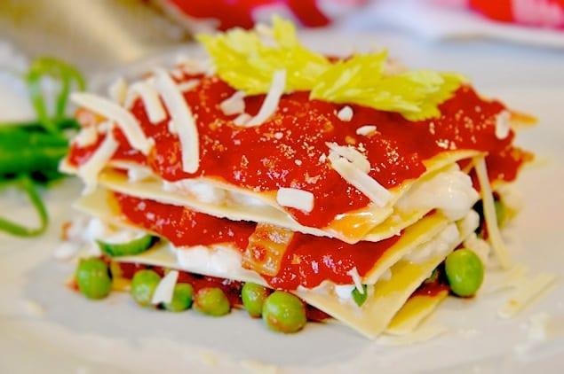 Psychic Phenomenon Lasagna