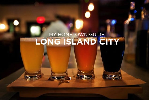 My Hometown Guide LIC