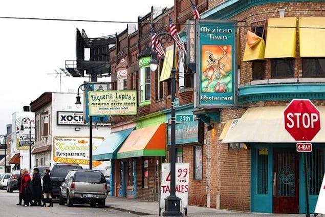 Mexican Village Restaurant Detroit