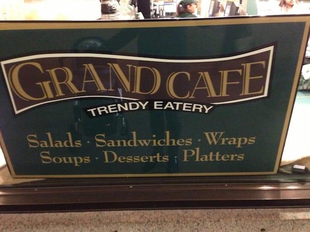 Trendy Restaurant