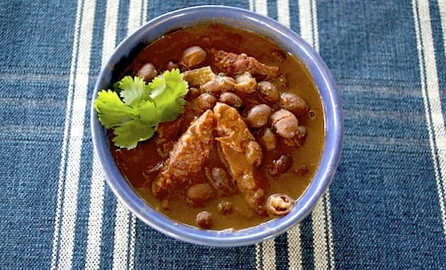 Guatamalan red beans
