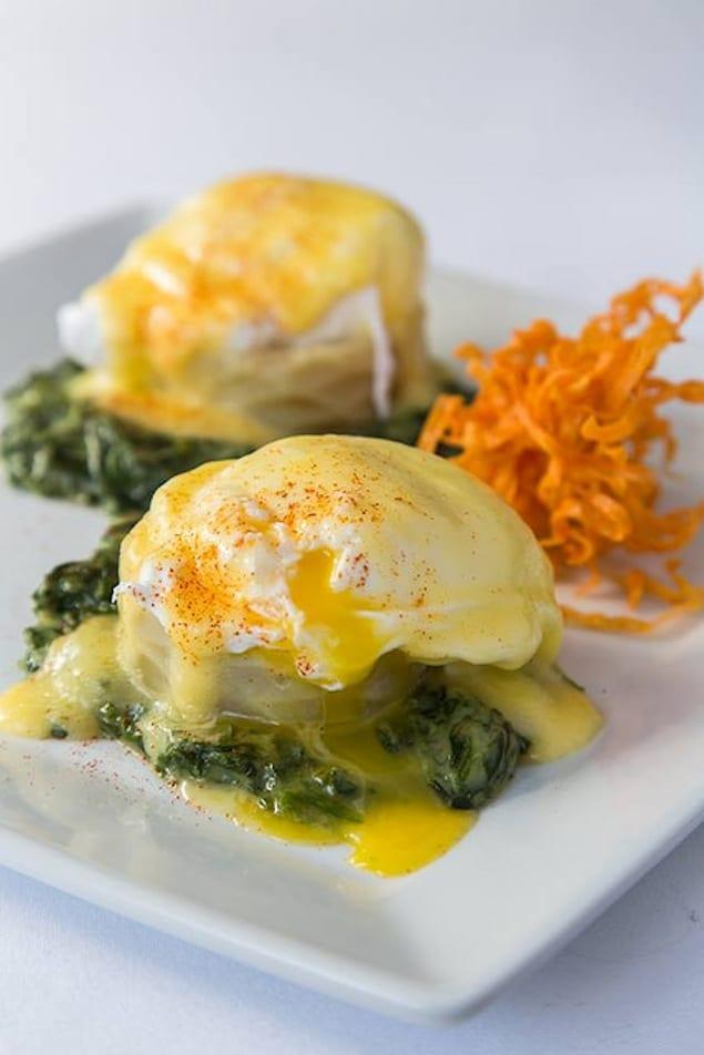 Eggs Sardou Honest Cooking