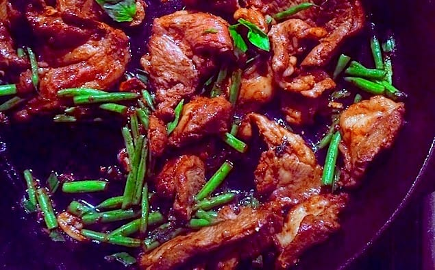 Spicy Lamb Recipe