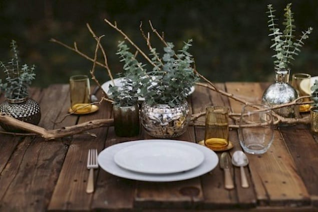 5 ways to simply create an unforgettable table setting