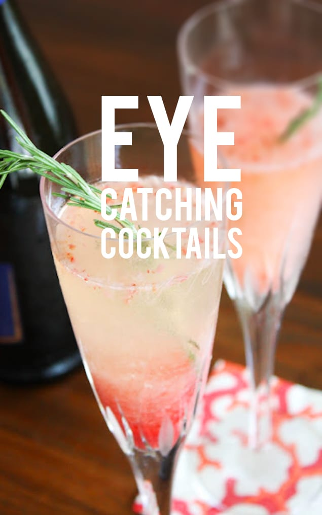 Eye Catching Cocktails