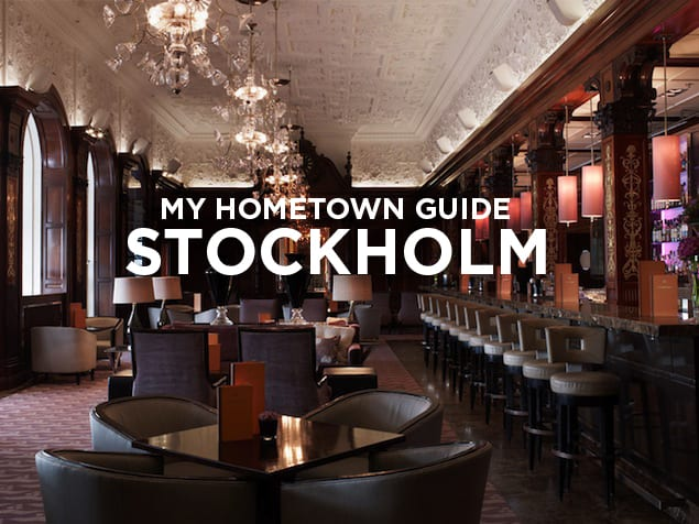 My Hometown Guide Stockholm