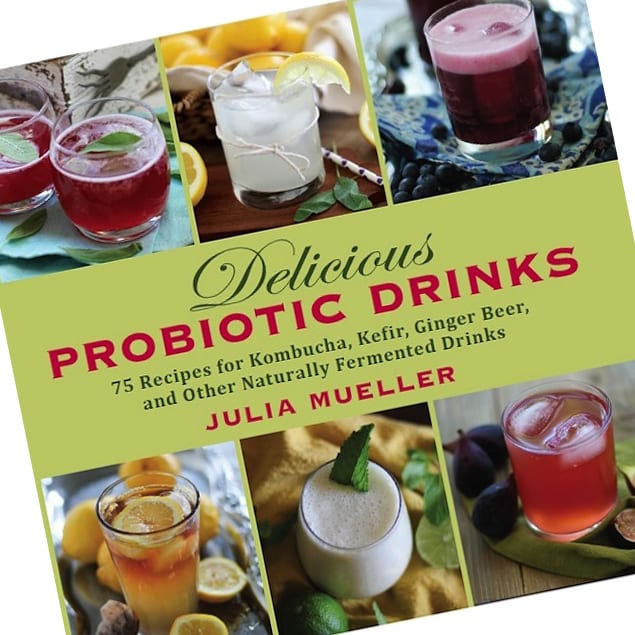 Probiotic Drinks Cookbook