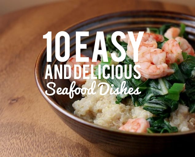 10 Best Seafood Dishes