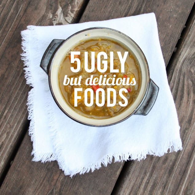 Ugly Delicious Foods