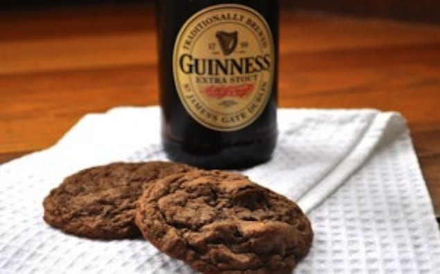 Guinness Chocolate Coookies