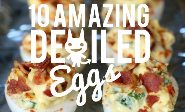 10 Deviled Eggs Recipes