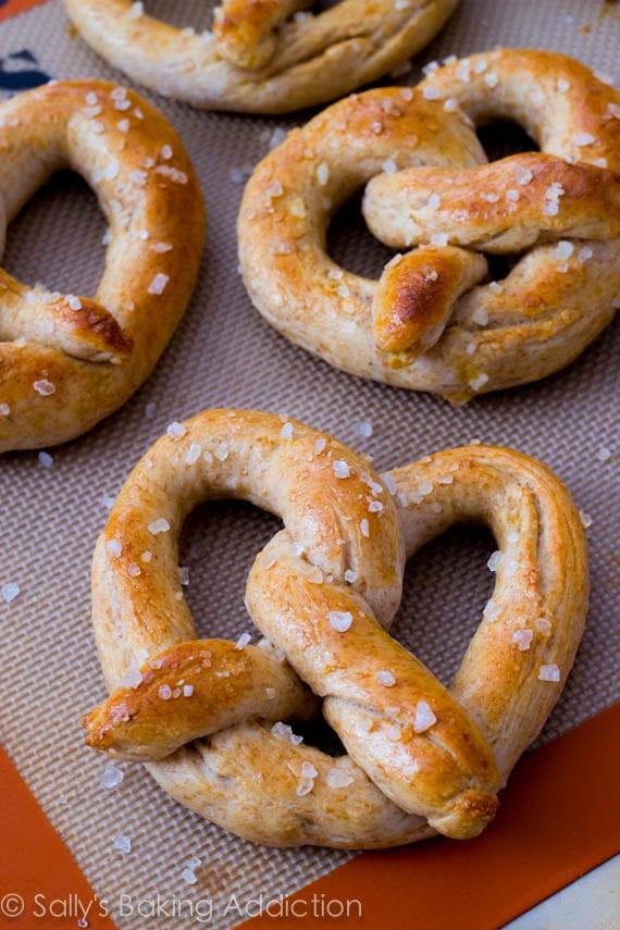 30-Minute-Homemade-Soft-Pretzels