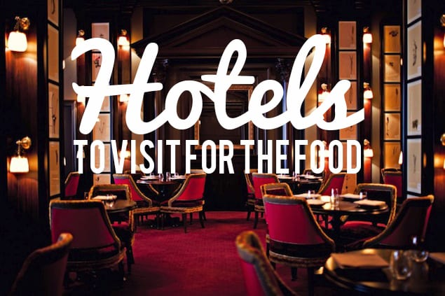 Hotels Visit Food