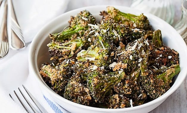 Oven Roasted Broccoli (4 of 8)