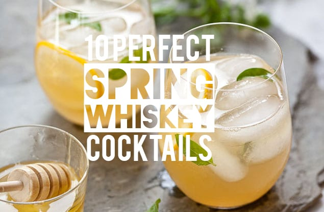 Best Whiskey Cocktail Recipes
