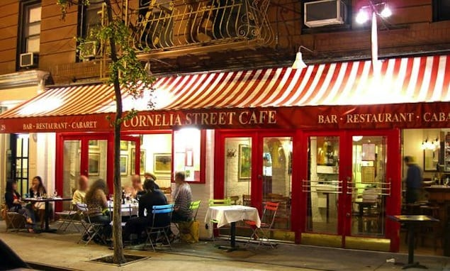 Cornelia St Cafe Nyc