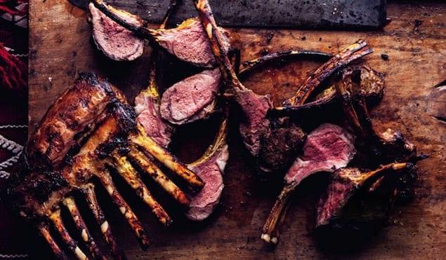 grilled-saffron-rack-of-lamb-840x491