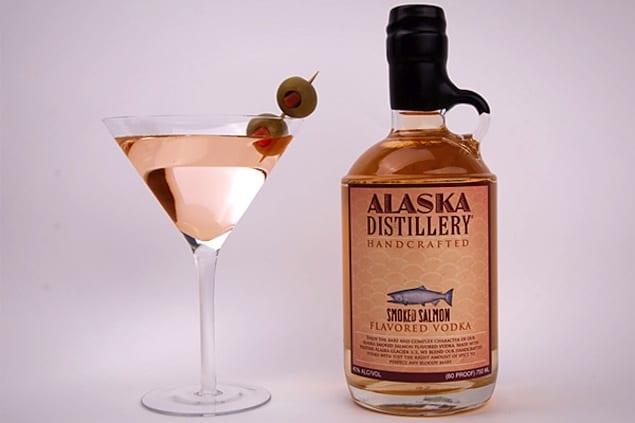 10 Eccentric Vodkas