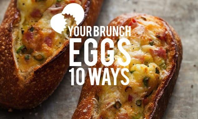 Brunch Egg Recipes