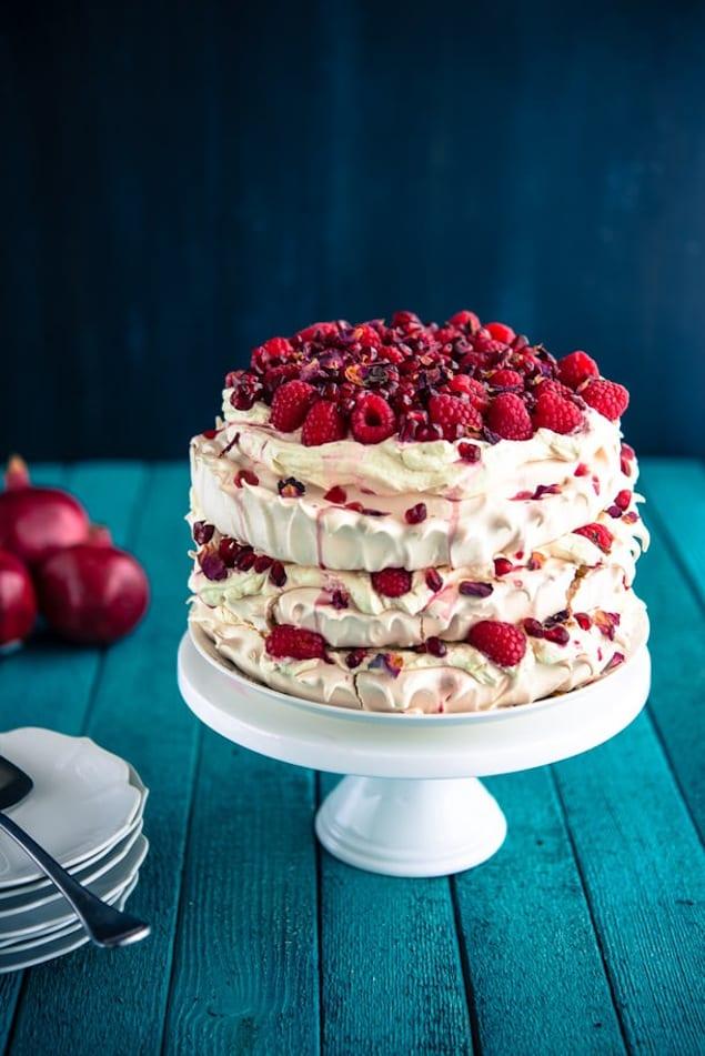 Layer Literature Cake