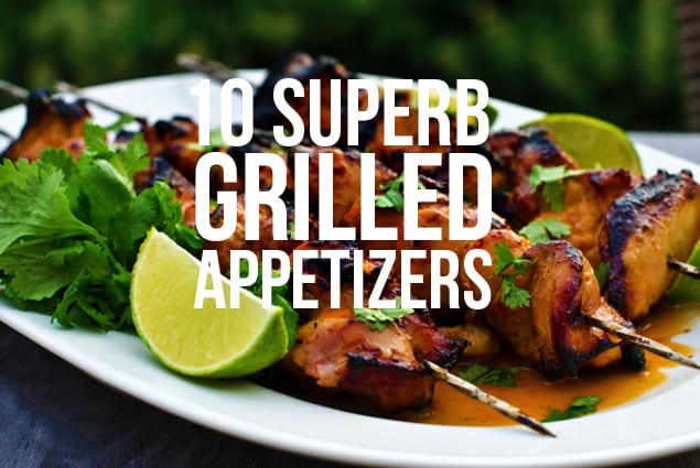 Grilled Appetizer Recipes