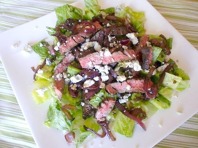 balsamic-herb-steak-salad