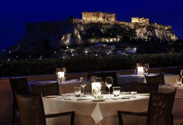GBRoofGardenRestaurant-Athens-Duskview-Privatedining