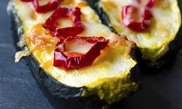 Vegetarian-Baked-Zucchini-2