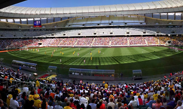 World Cup Stadium-Cape Town