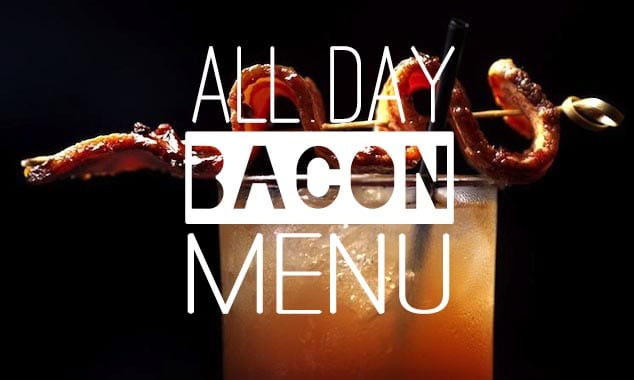 allday bacon menu