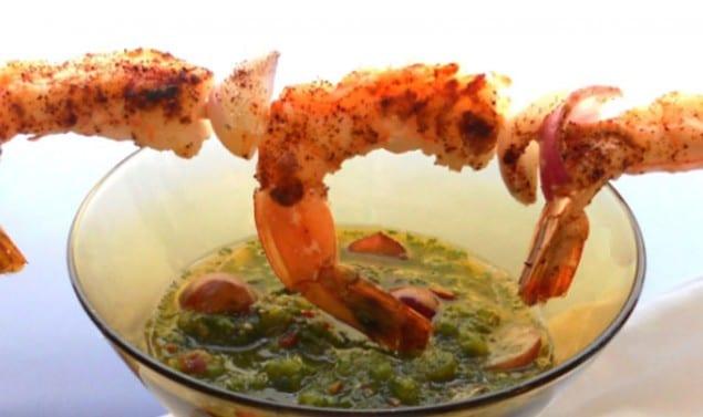 tispy shrimp