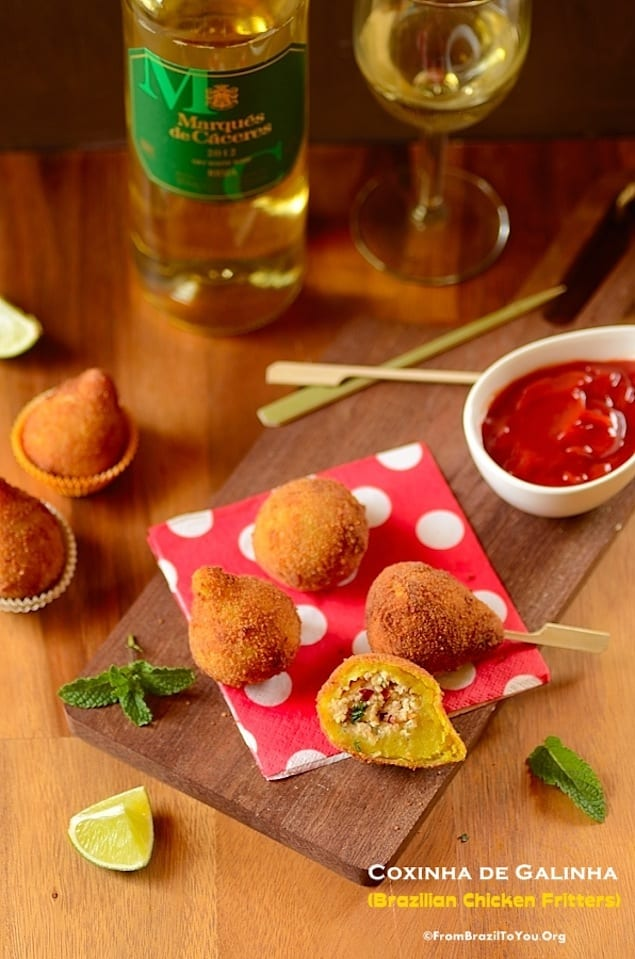 Coxinha-de-Galinha-Chicken-Fritters-and-Rioja-Wine-A-match-made-in-heaven