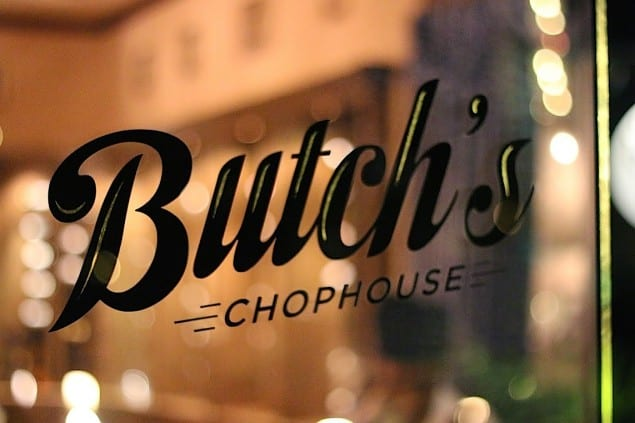 Butchs Chophouse Sandals