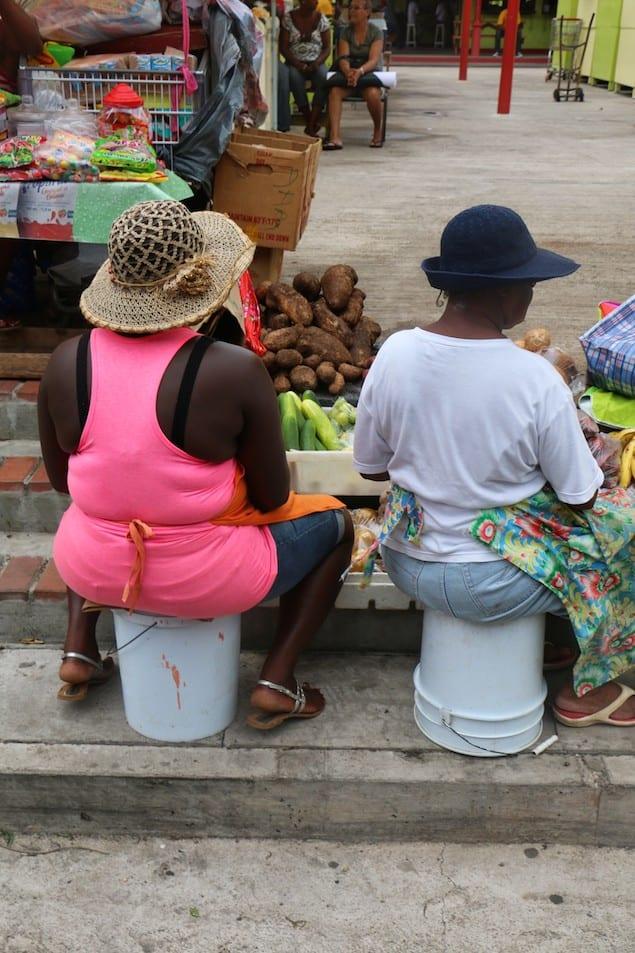 Grenada Spice Market