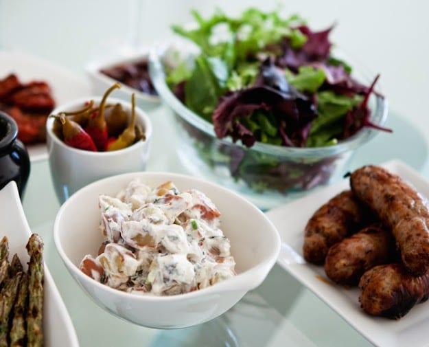 Potato Salad Recipe Creme Fraiche Mayonnaise