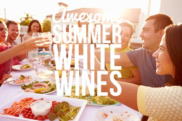 Summer White Wine Guide