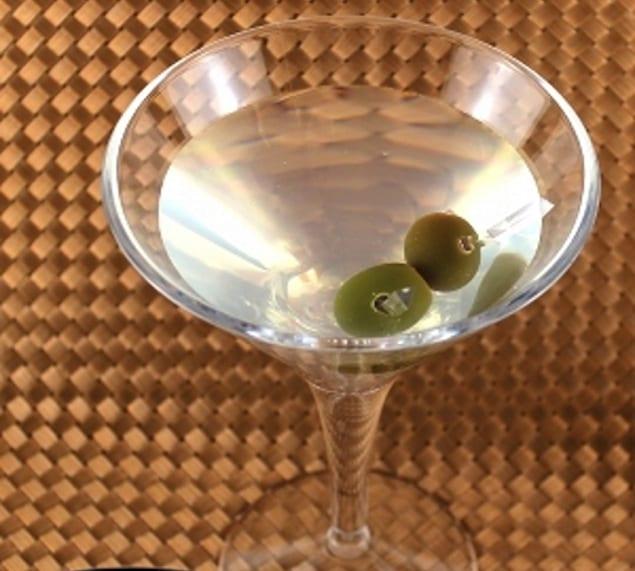 garlic-martini