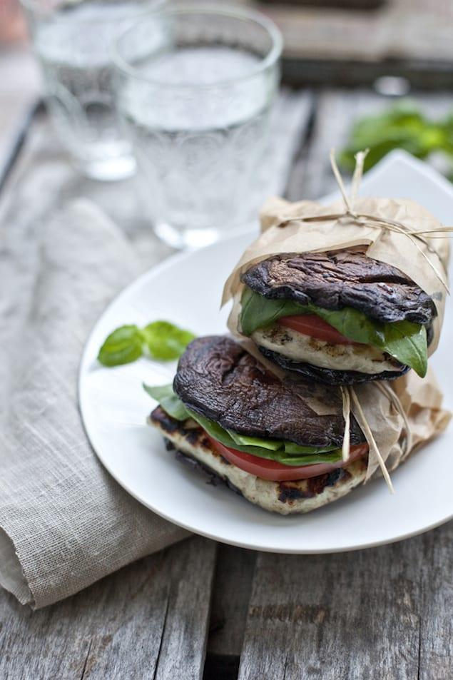portabella-mushroom-caprese-burgers