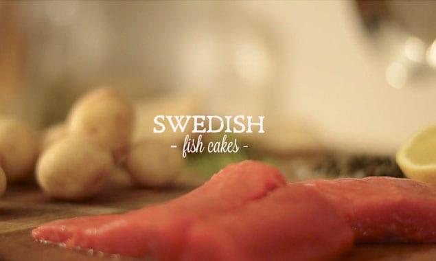 swedish fish cakes