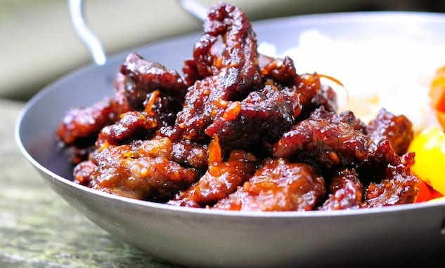 yummly crispy orange beef recipe key ingredient crispy orange beef ...