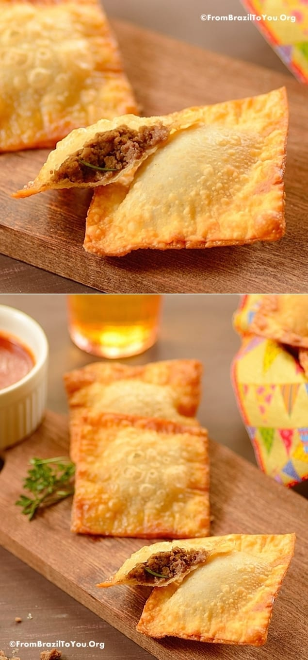 Simple Fried Beef Empanadas – Honest Cooking