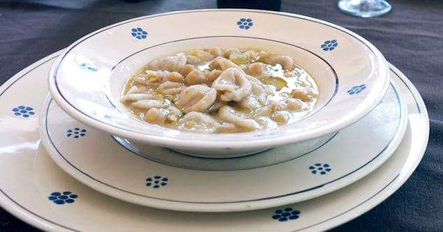 orecchiette-soup