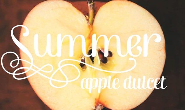 summer dulcet