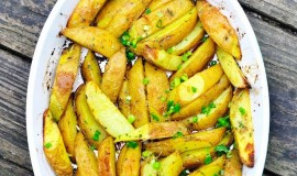 Tallow Roasted Potatoes 7164