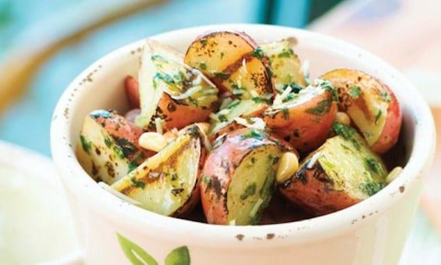 Potato Board grill recipes