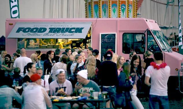 street food carnival
